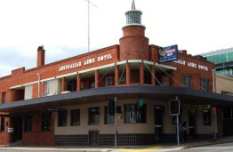 AUSTRALIAN ARMS HOTEL