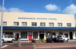 ESPERANCE MOTOR HOTEL