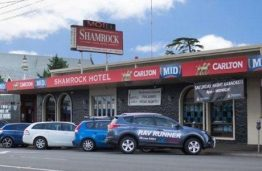 THE SHAMROCK HOTEL