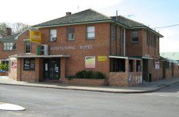 AGRICULTURAL HOTEL MOTEL
