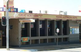 YOUNG AUSTRALIAN HOTEL