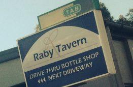 RABY TAVERN