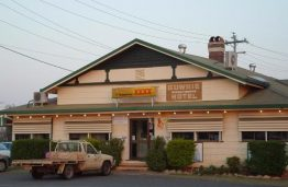 GOWRIE HOTEL-MOTOR INN