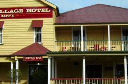 LOGAN VILLAGE HOTEL