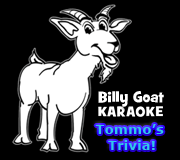 BILLY GOAT KARAOKE