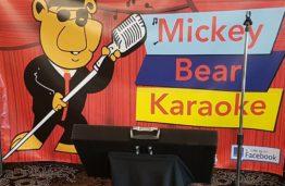 MICKEY BEAR KARAOKE