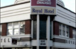 THE ROYAL HOTEL – RICHMOND