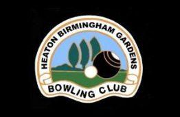 HEATON BIRMINGHAM GARDENS BOWLING CLUB