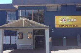 KIRRA SPORTS CLUB
