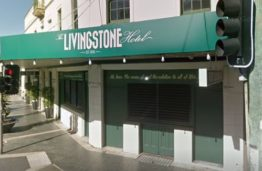 THE LIVINGSTONE HOTEL