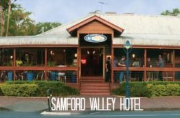 SAMFORD VALLEY HOTEL