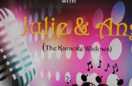 Karaoke widows ___