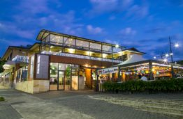 the Central Hotel, Shellharbour