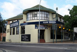 Railway Hotel Club Tavern