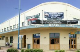 Ocean Beach Hotel