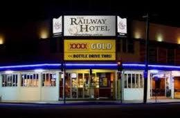 RAILWAY HOTEL – SOUTHPORT