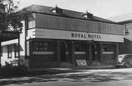 THE ROYAL HOTEL – BEENLEIGH