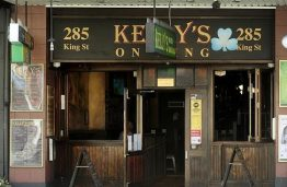 KELLY'S ON KING
