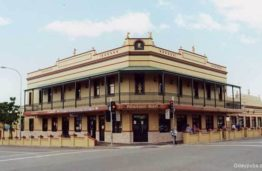 THE CORRIMAL HOTEL