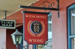 ROYAL HOTEL WYONG