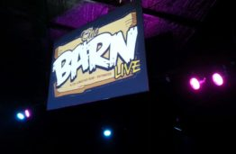 THE BARN LIVE