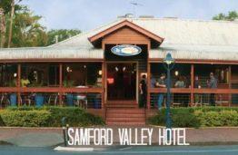 SAMFORD VALLEY HOTEL