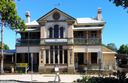 Sandgate post office hotel