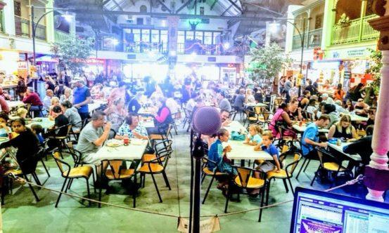 Malaga Markets ( Food Court )