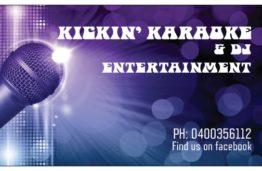 Kickin' Karaoke Toowoomba