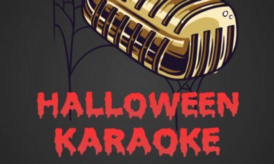 Halloween karaoke @ Brown jug Inn
