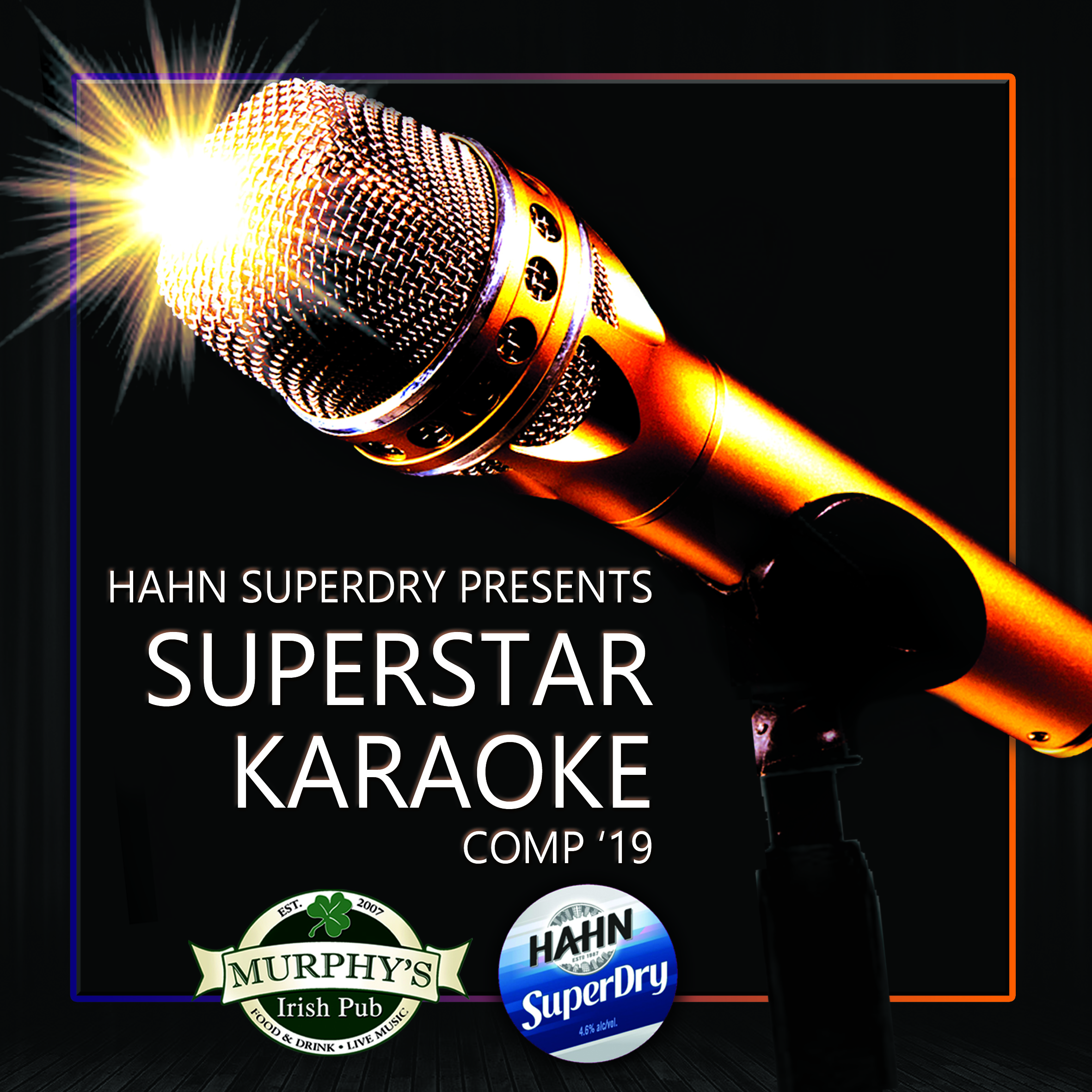 SUPERSTAR KARAOKE COMPETITION